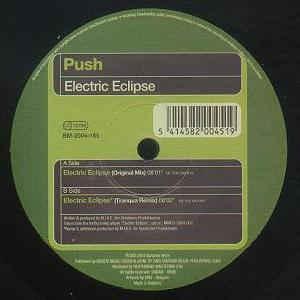Push - Electric Eclipse (Single)