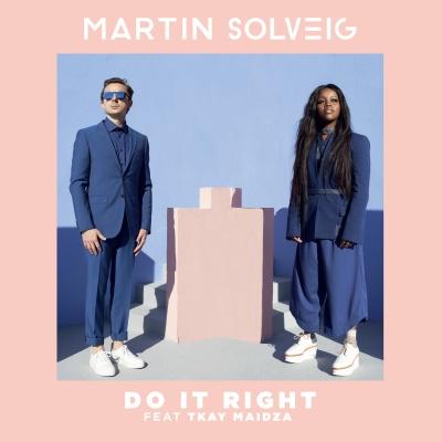 Martin Solveig - Do It Right (Album)