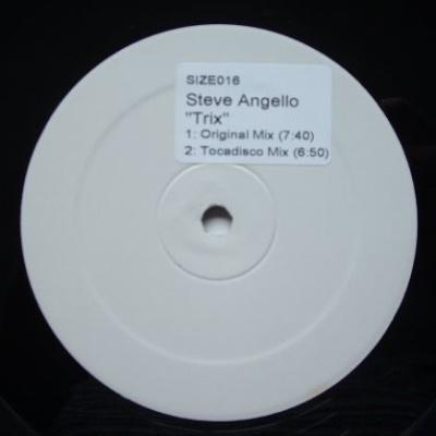 Steve Angello - Trix (Album)