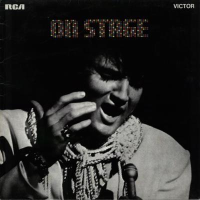 Elvis Presley - On Stage (Album)