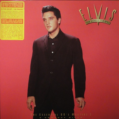 Elvis Presley - From Nashville To Memphis - The Essential 60's Masters I (CD 2) (Album)