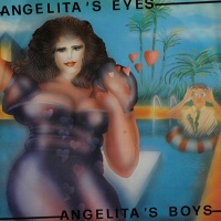 Angelita`s Eyes Vynil, 12``
