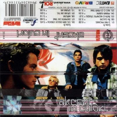 Akcent - In culori (Album)