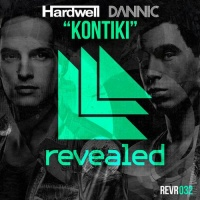 Hardwell - Kontiki (Single)