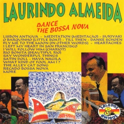 Laurindo Almeida - Dance The Bossa Nova