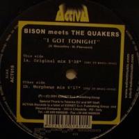 Bison - I Got Tonight (Album)