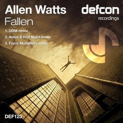 Allen Watts - Fallen (Single)