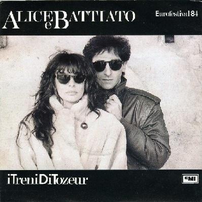 Alice (Carla Bissi) - Gioielli Rubati - Alice Canta Battiato