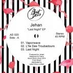 Jehan - L'ile Des Troubadours