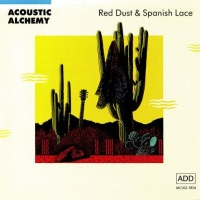 - Red Dust & Spanish Lace