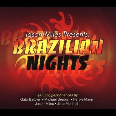Jason Miles - Brazilian Nights