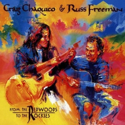 Russ Freeman - From the Redwoods To The Rockies