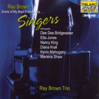 Ray Brown & Kevin Mahogany - The Party's Over