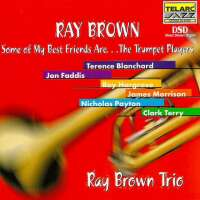Ray Brown - I'm Getting Sentimental Over You
