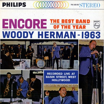 Woody Herman - Encore: 1963