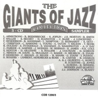 The Modern Jazz Quartet - Giants of Jazz Vol. 2