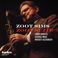 Zoot Sims - Tickle Toe