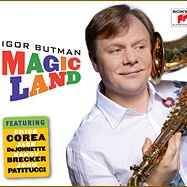 Игорь Бутман - Magic Land