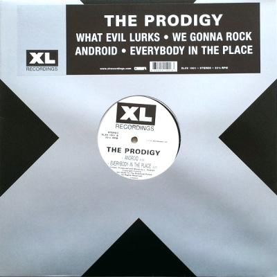 The Prodigy - What Evil Lurks (Vinyl)