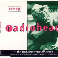 Radiohead - Creep Black Sessions (France) CDS (Single)