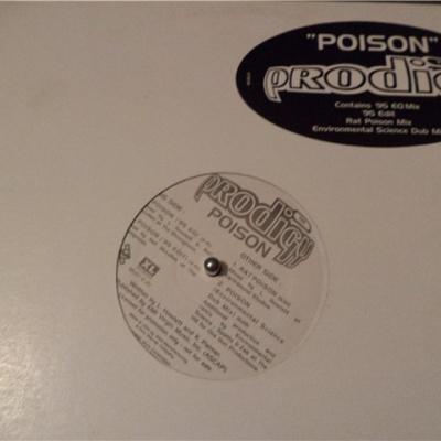 The Prodigy - Poison (Vinyl)