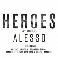 Heroes (We Could Be) (The Remixes)