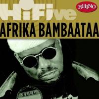 - Afrika Bambaataa