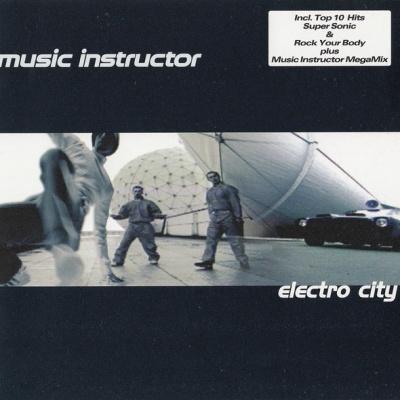 Music Instructor - Super Sonic