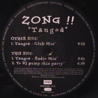 Zong!! - Tangoa (Radio Mix)