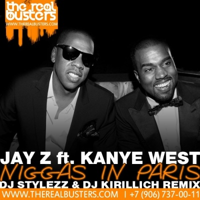 Jay-Z - Niggas In Paris (DJ Stylezz Remix)
