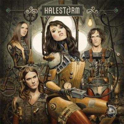 Halestorm - I Get Off