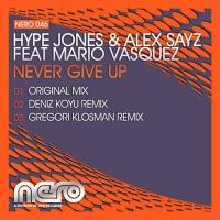 Never Give Up (Deniz Koyu Remix)