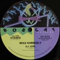 Miss Kimberly - D.J. Girl