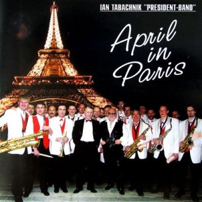 ТАБАЧНИК Ян - APRIL IN PARIS