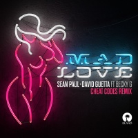 David Guetta - Mad Love (Cheat Codes Remix) (feat. Becky G)