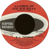 B.J. Thomas - Raindrops Keep Fallin' On My Head