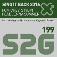 Fomichev - Sing It Back 2016