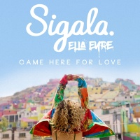 Sigala - Came Here For Love - Single