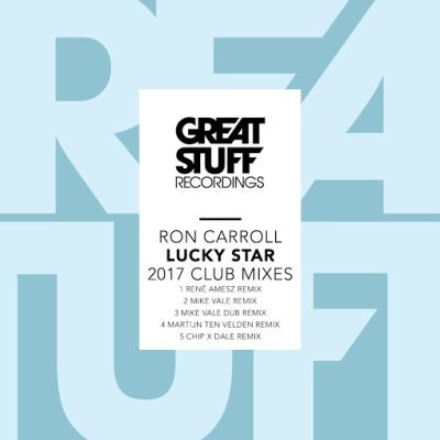 Ron Carroll - Lucky Star 2017 Club Mixes