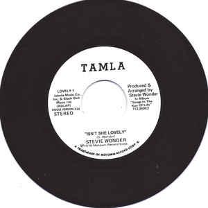 Stevie Wonder - Isn`t She Lovely