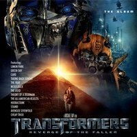 Nickelback - Transformers - Revenge Of The Fallen