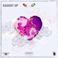 Kabaka Pyramid - Kaught Up  - Ghetto Youths International / Bebble Rock Music - PROMOTIONAL COPY (Single)