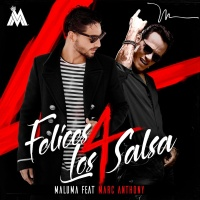 Maluma - Felices Los 4 (Salsa Version)