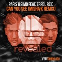 Paris & Simo - Can You See (Misha K Remix)