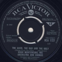 Hugo Montenegro And His Orchestra - The Good, The Bad And The Ugly