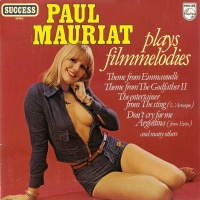 Paul Mauriat - Paul Mauriat Plays Filmmelodies