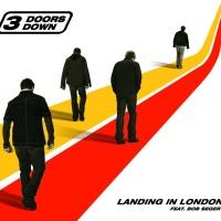 - Landing in London