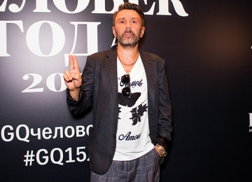 Сергей Шнуров стал человеком года
