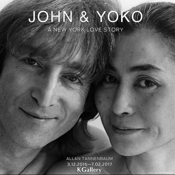 В Санкт-Петербурге покажут редкие кадры Джона Леннона и Йоко Оно