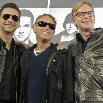 Depeche Mode дадут концерт в России